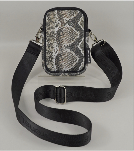 Just Your Phone Bag-Snakeskin