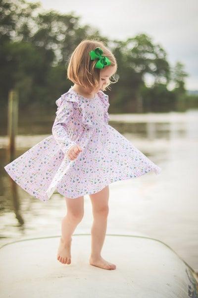 Finley Floral Twirl Dress