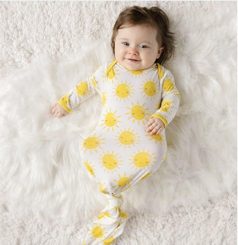 Little Sleepies Sunshine Gown