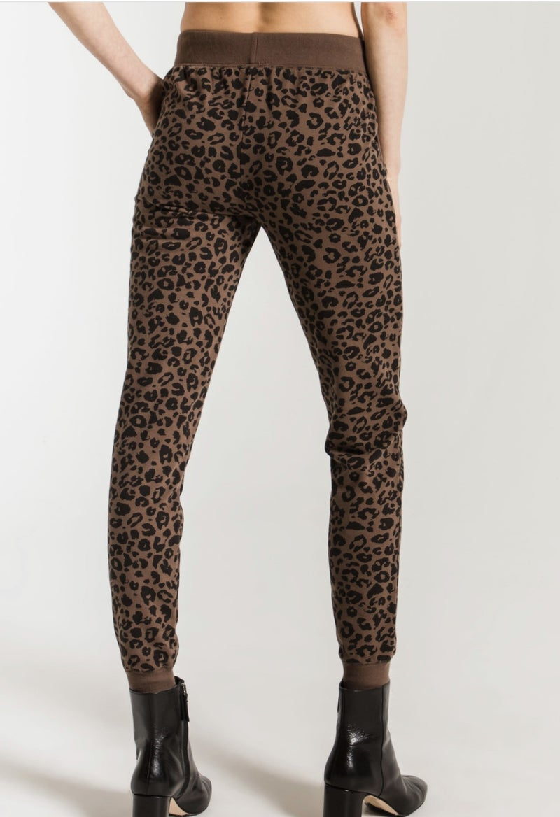 The Leopard Jogger