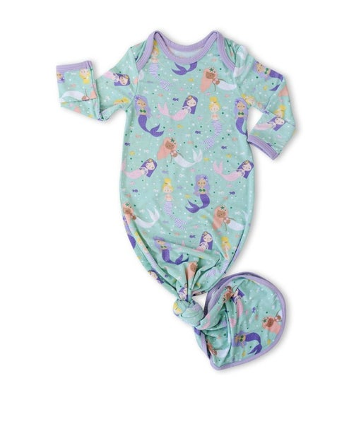Little Sleepies Mermaid Magic Gown