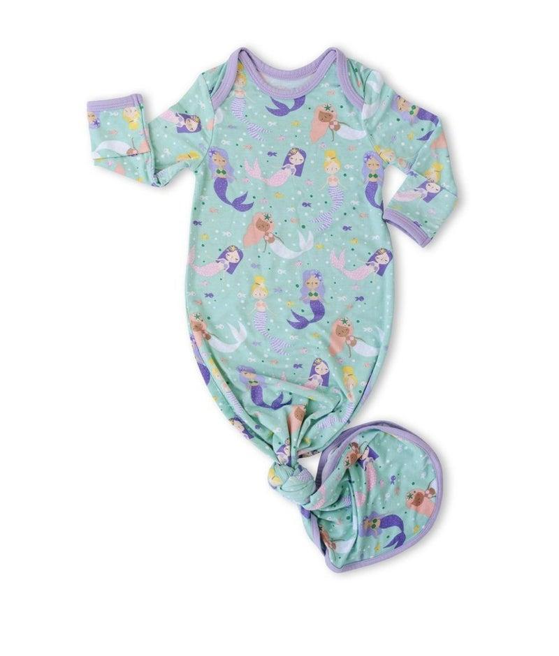 Little Sleepies Mermaid Magic Gown