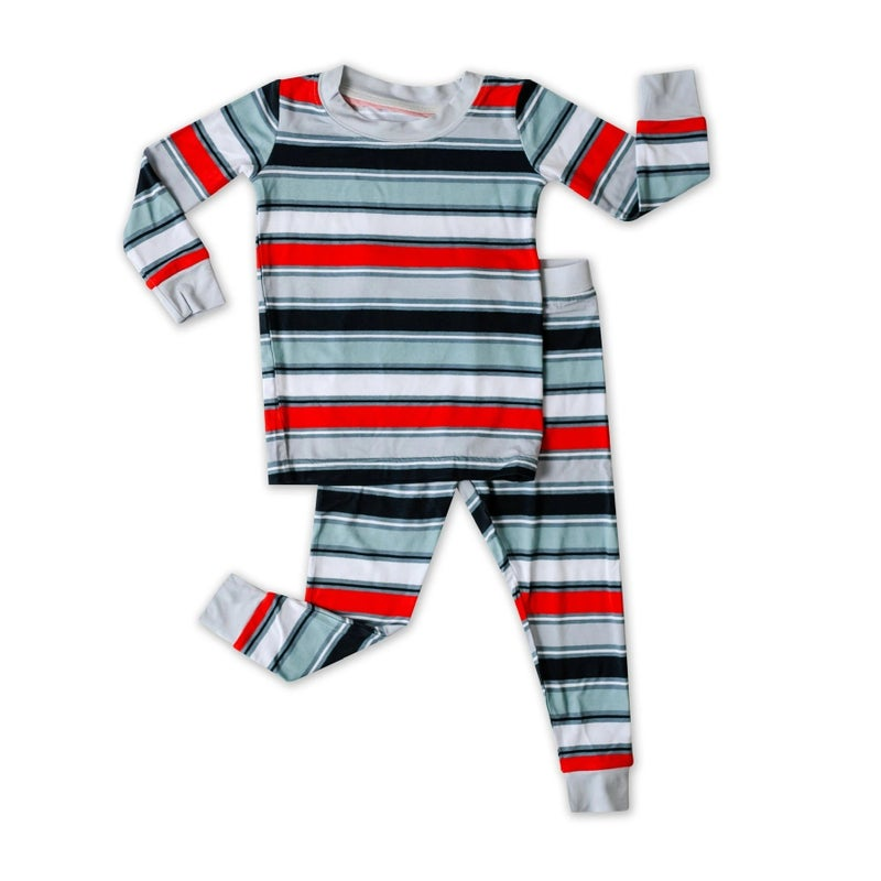 Winter Stripe Pajamas