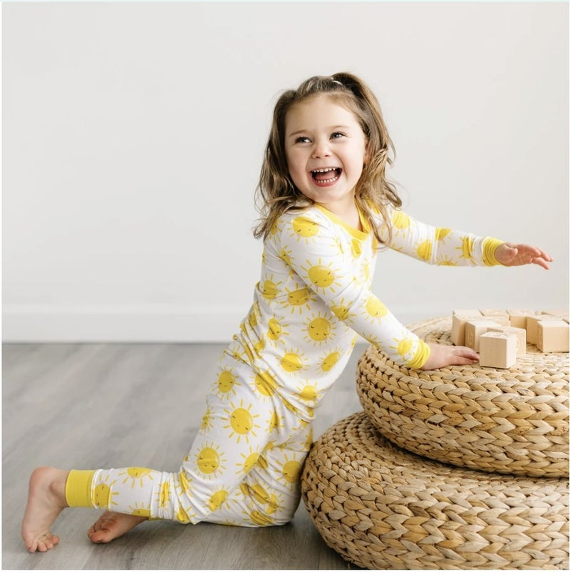 Little Sleepies Pajama Set