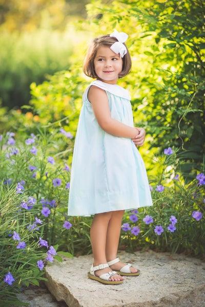 The Mint Magnolia Dress