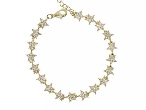 She's a star bracelet