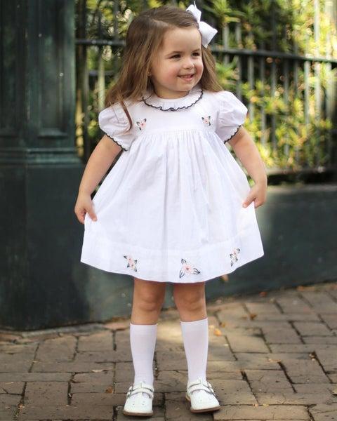 The Magnolia Dress