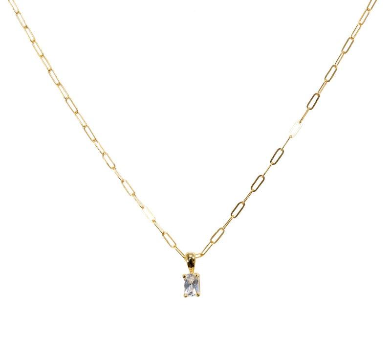 Unforgettable necklace